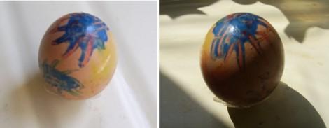 Egg Decoration Finished