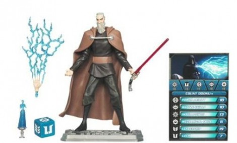 Star Wars Clone Wars Count Dooku