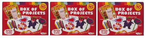 box of projects