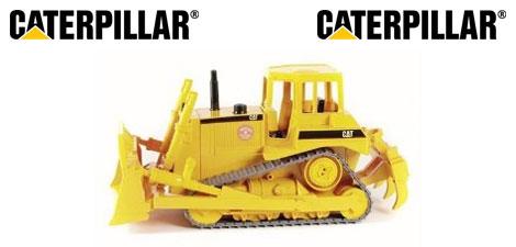 caterpillarBulldozer
