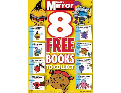 freeMrMenAndLittleMissBooks