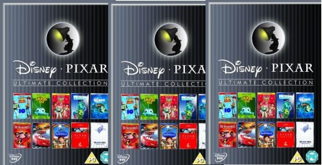 pixarultimatecollection