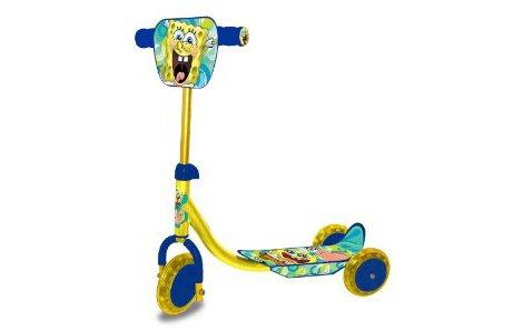spongeBobSquarePantsScooter