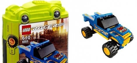 Lego Tiny Turbo