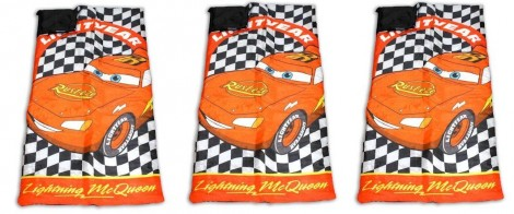 Ligthning McQueen sleeping bag