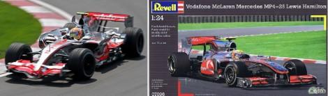 Revell Lewis Hamilton