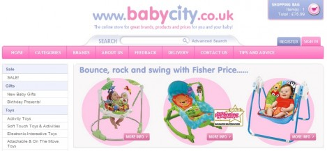 The Baby City Promotional Codes