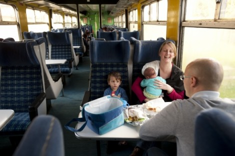 Top Tips For Finding Cheap Train Tickets