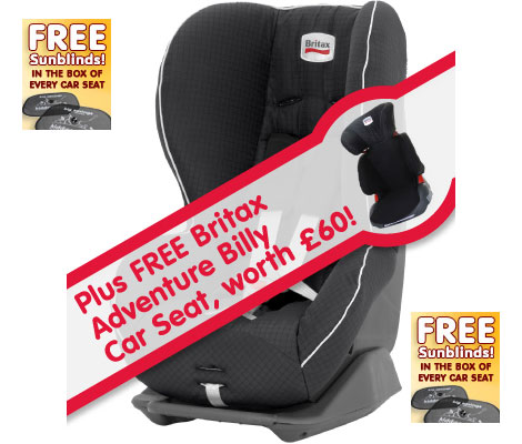britaxCarSeat