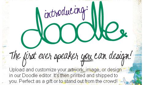 doodleSpeakers