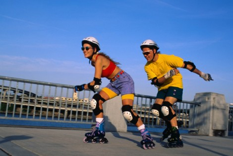rollerblading_on_bridge