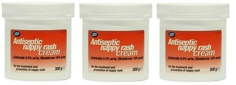 Boots Antiseptic Nappy Rash Cream