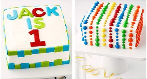 Easy Icing Cakes