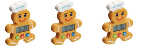 gingerbreadmantimer