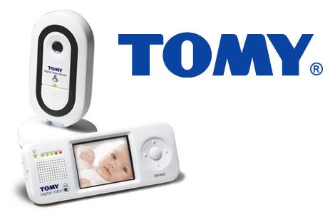 tomyVideoBabyMonitor