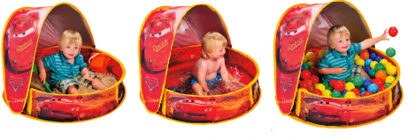Disney cars two pool