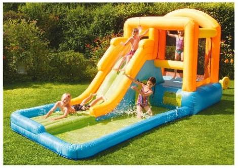Giant Airflow Bouncy Pool Castle