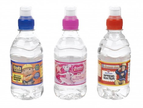 HiT Spring Water - All 3 designs