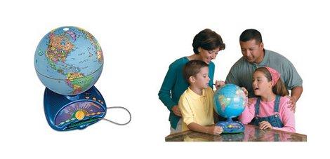 Leapfrog Interactive Globe Explorer