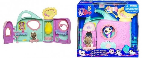 Littlest Pet Shop Better Care Centre