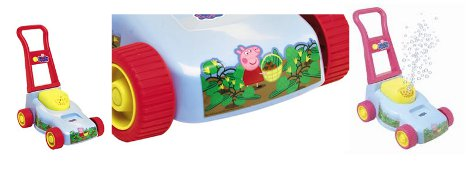 Peppa Pig Bubble Mower 163 17 97 Wilkinson Plus