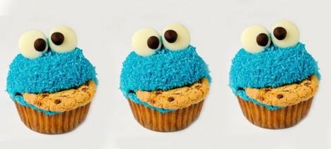 cookieMonsterCupcakes