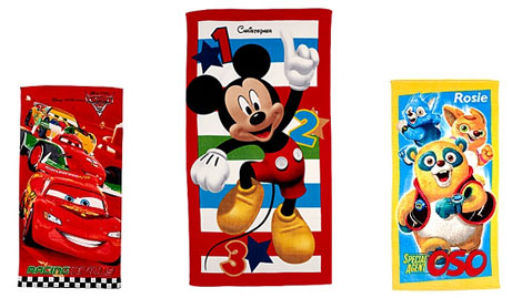 disneyTowels
