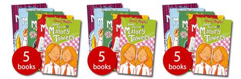 maloryTowersBooks