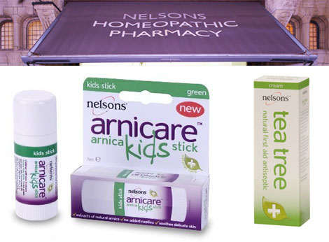 Nelsons Arnica Stick And Tea Tree Antiseptic Cream Review