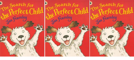 theSearchForThePerfectChildBook