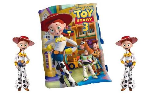 toyStory3JessieStoryBookPillow