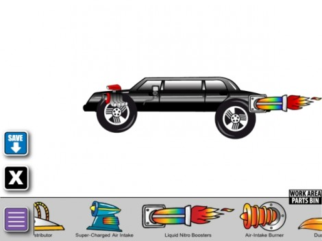 Create a Car large