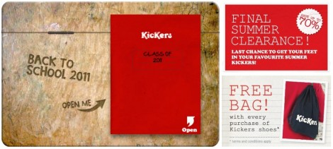 For Kickers we currently have 2 coupons and 23 deals. Our users can save with our coupons on average about $Todays best offer is 10% off Your First Order When You Sign Up at skywestern.ga you can't find a coupon or a deal for you product then sign up for alerts and you will get updates on every new coupon added for Kickers.