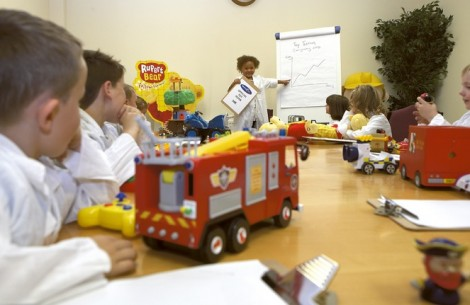 children boardroom