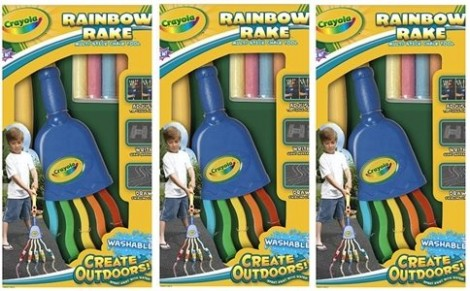 crayolaRainbowRake