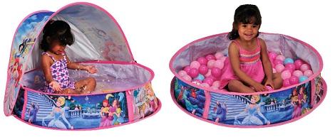 Disney Princess Pop Up Pool