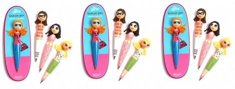 Fashion pens