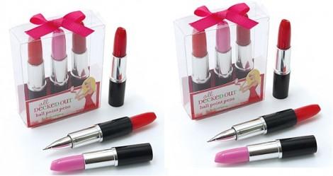Lipstick Pen Set