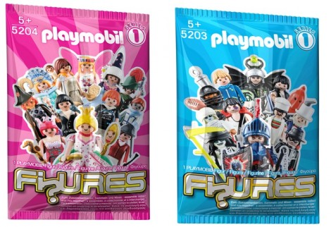 Playmobil foil packs