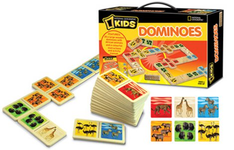 national geographic kids dominoes