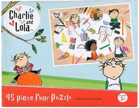 charlieAndLolaFloorJigsawPuzzle