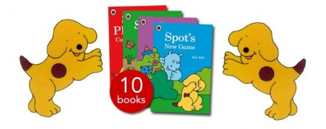 spotTheDogBookCollection