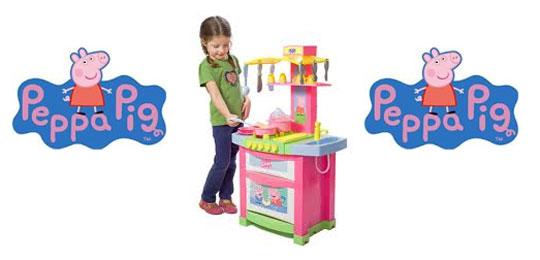 Peppa Pig Kitchen Set Argos