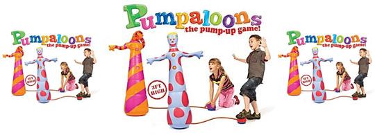 Pumpaloons Game £7.50 @ Amazon