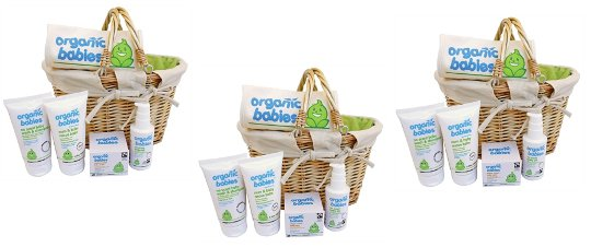 Baby Gift Basket Asda : Organic babies new born hamper review