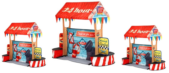Dream Town Gaskett's Garage And Workshop £14.99 @ Home Bargains
