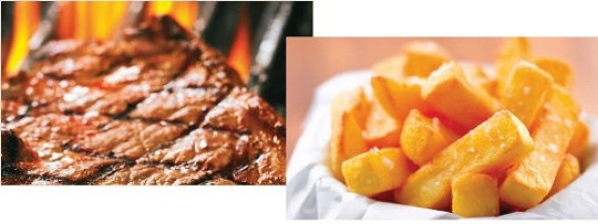 Beefeater Grill Restaurants Coupon: 50% Off All Food Bills