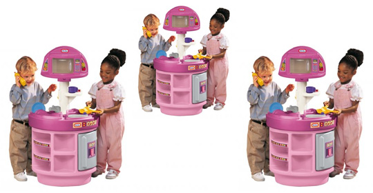 Little Tikes Baby Born Cookin Around Sounds Kitchen 29 99 Home Bargains