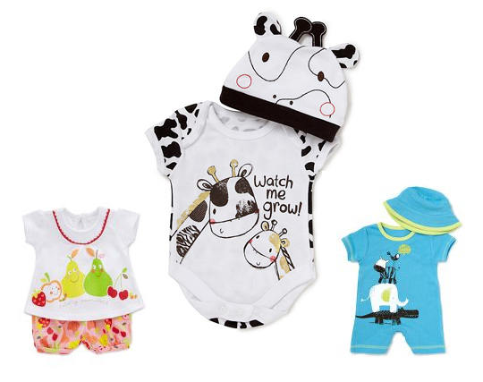 Buy baby clothes online at George. Find a wide range of baby clothing including newborn, boys, girls and unisex baby clothes. Quality fabrics, fantastic value.