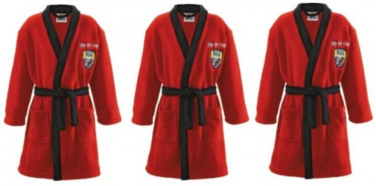Lego Harry Potter Boys Red And Black Dressing Gown 499 At Argos